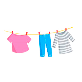 Second hand kids clothing/ Ropa infantil de segunda mano